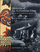 Cover of Memories of Lac du Flambeau Elders