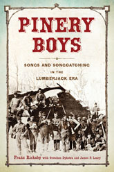 Cover of Pinery Boys
