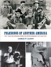 Cover of Folksongs of Another America