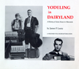 Cover of Yodeling in Dairyland